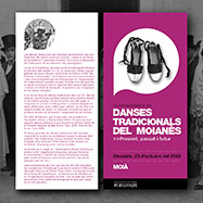 Díptic dances tradicionals Modilianum