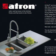Targetó electrònic per a Atron