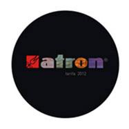 Catàleg 2012-13 de preus i accessoris per a Atron